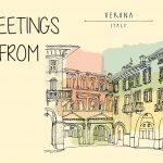 Postcard from Verona